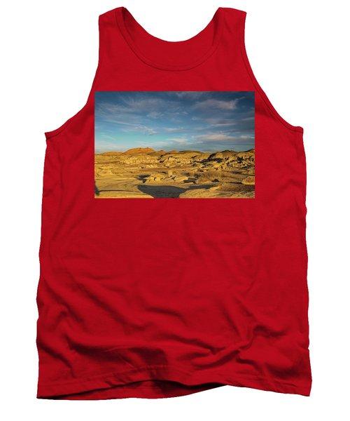 De Na Zin Wilderness Sunset Tank Top