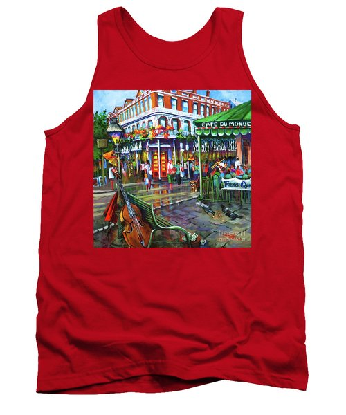 Decatur Street Tank Top