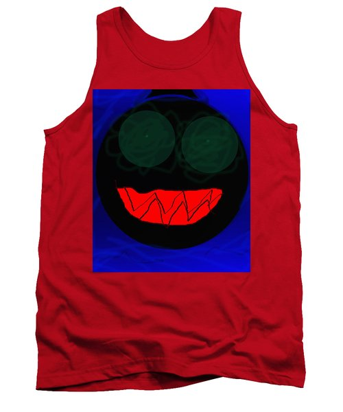 Deep Sea Tank Top by J Griff Griffin