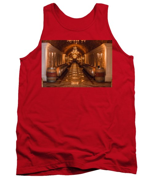 Del Dotto Wine Cellar Tank Top