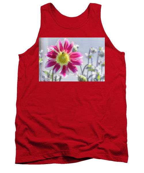 Tank Top featuring the photograph Delicious Dahlia by Belinda Greb