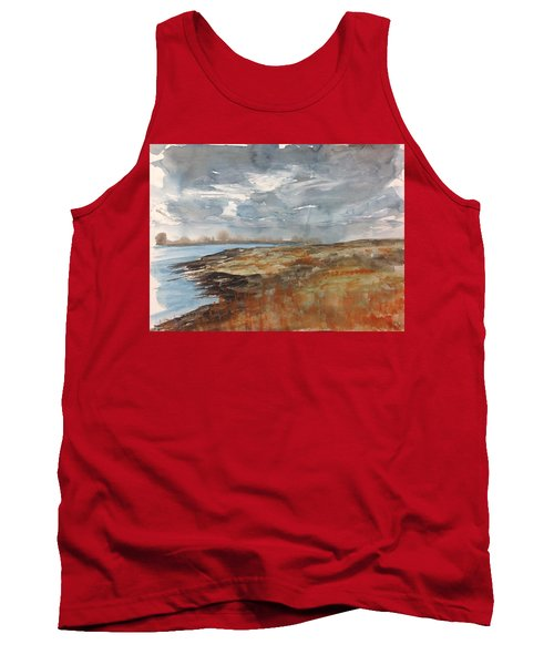 Delta Marsh - Fall Tank Top
