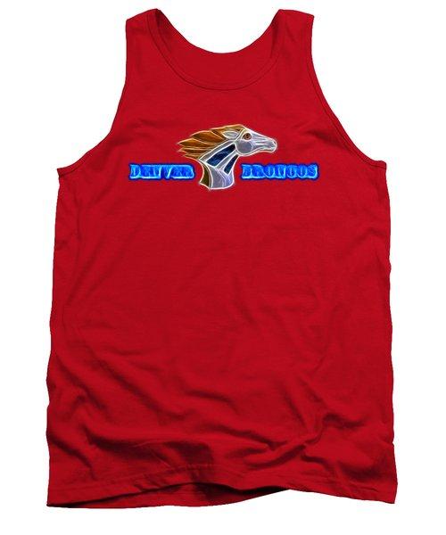 Denver Broncos Tank Top