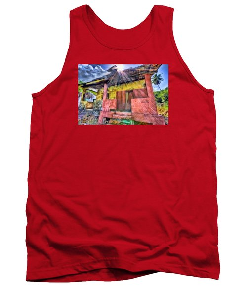 Derelict House Tank Top