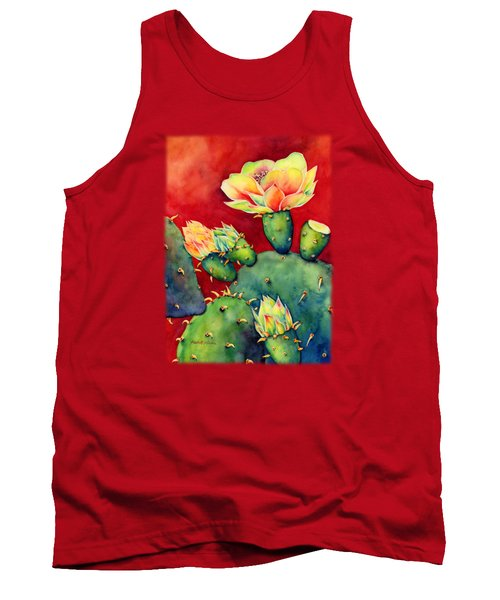 Desert Bloom Tank Top