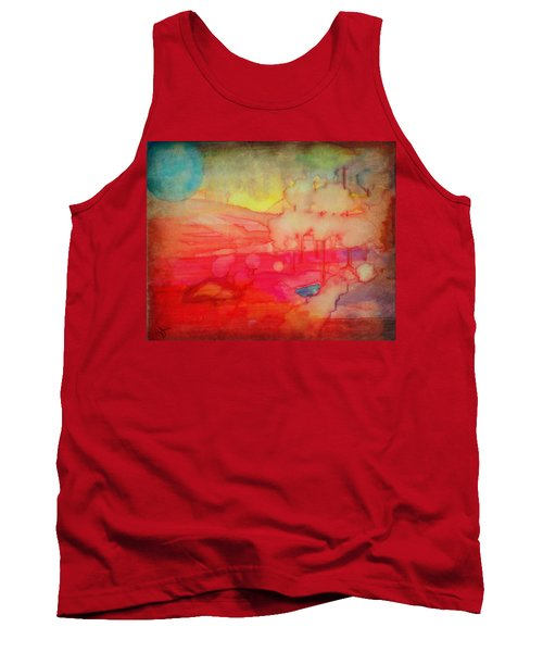 Desert Burn Tank Top
