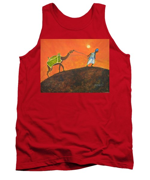 Desert Walk Tank Top