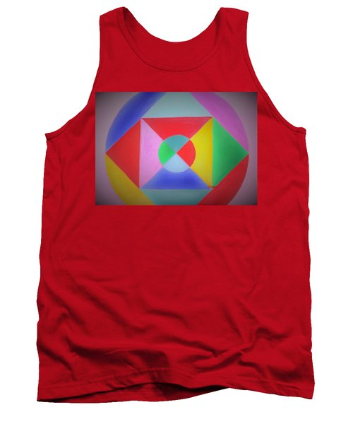 Design Number One Tank Top
