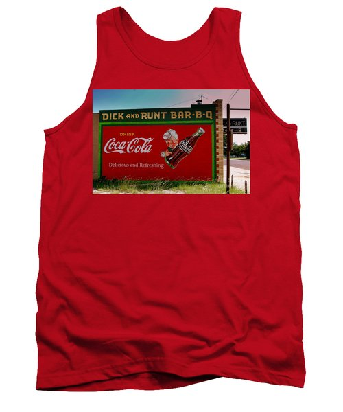 Dick And Runt Bbq Tank Top