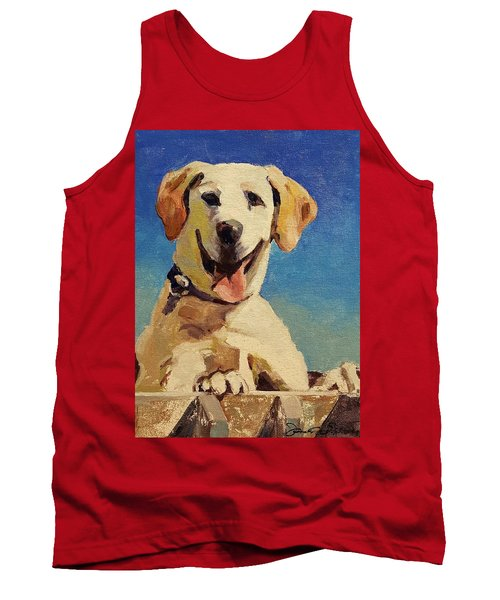 Did Someone Say Treat? Tank Top
