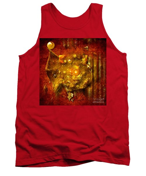 Dimension Hole Tank Top