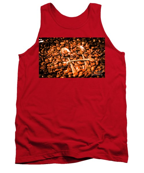 Diner Beans Tank Top