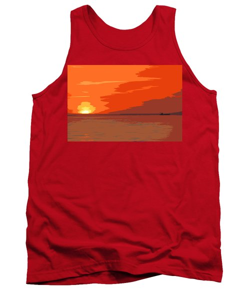 Direct Hit Tank Top