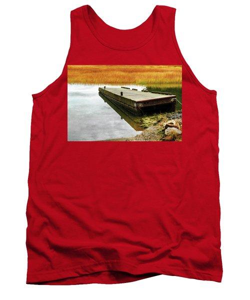 Dock And Marsh Tank Top