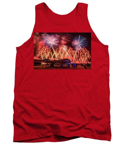 Doc's Fireworks Tank Top