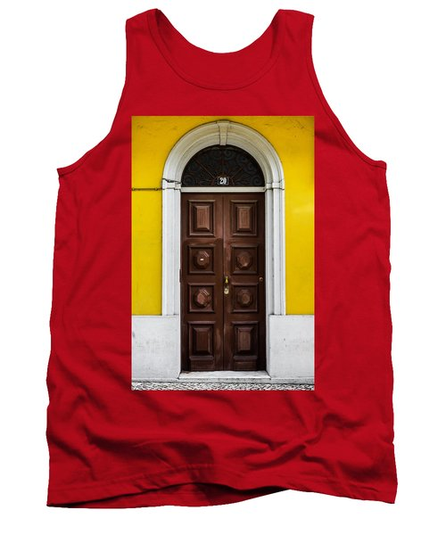 Door No 20 Tank Top