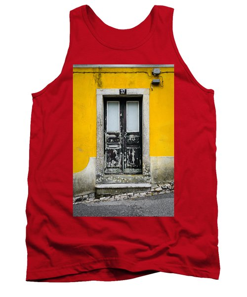 Door No 37 Tank Top