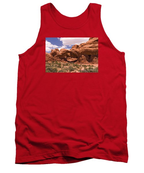 Double Arch Cathedral Tank Top