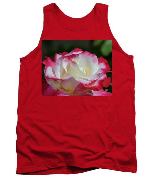 Double Delight Rose 1 Tank Top