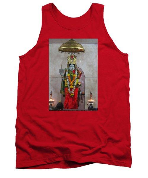Downtown Ganeshpuri Durga Temple Tank Top
