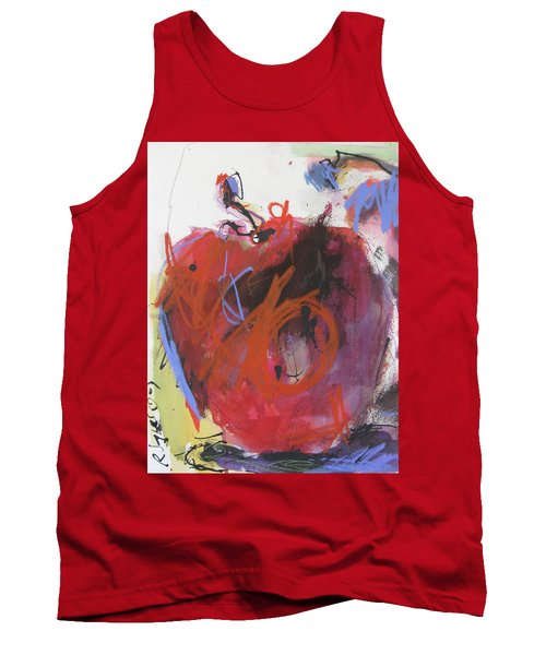 Tank Top featuring the painting Dr. Repellent by Robert Joyner