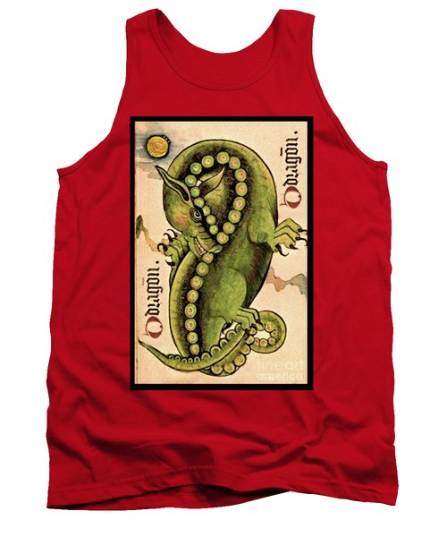 Dragon Dragon Tank Top
