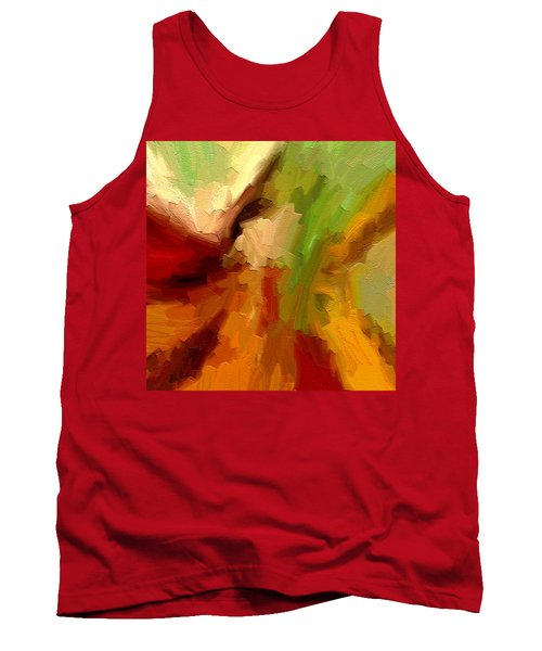 Dream Weaver Tank Top by Ely Arsha