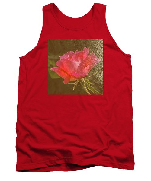 Tank Top featuring the photograph Dressed In Gold by Susi Stroud
