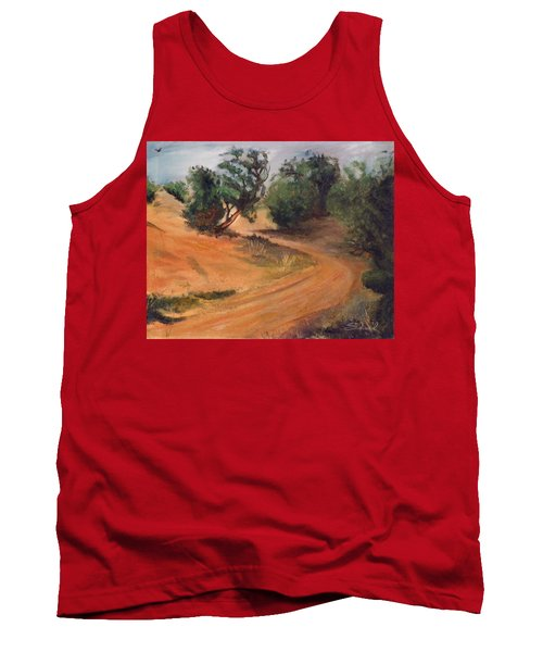 Dry Wash Road Tank Top