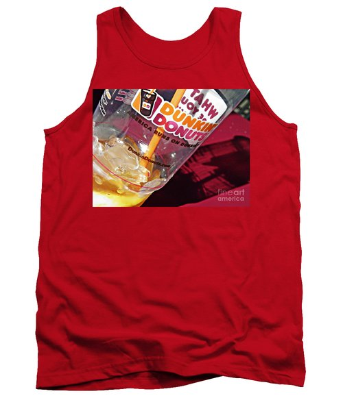 Dunkin Ice Coffee 29 Tank Top