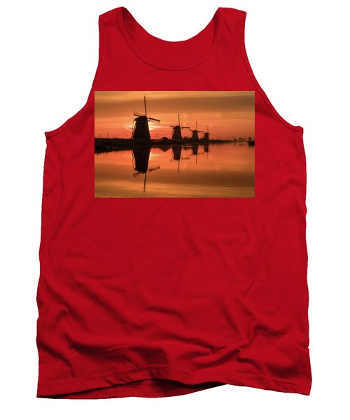 Dutch Sillhouette Tank Top