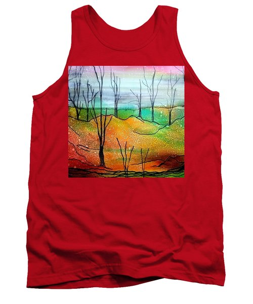 Early Spring Tank Top