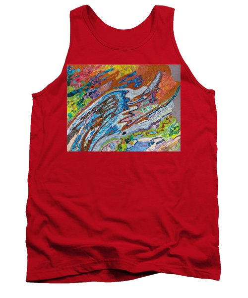 Eastward Ho Tank Top