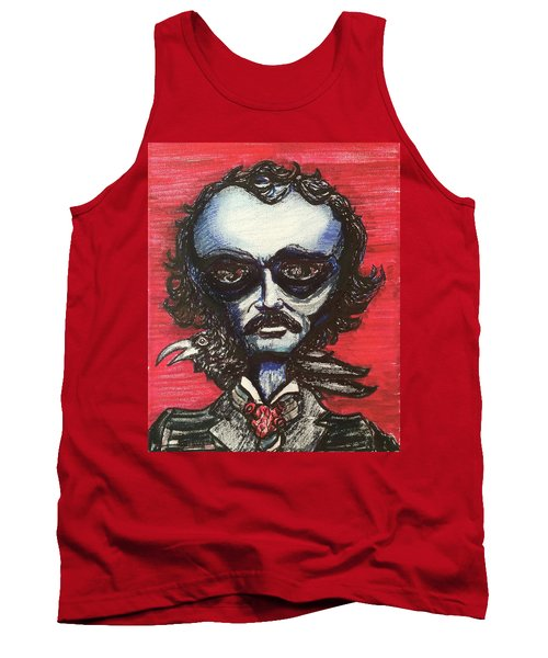 Edgar Alien Poe Tank Top