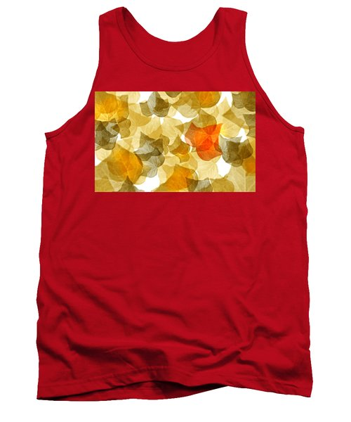 Edge Of Autumn Tank Top