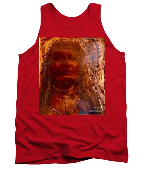 Wisdomkeepers Tank Top by FeatherStone Studio Julie A Miller
