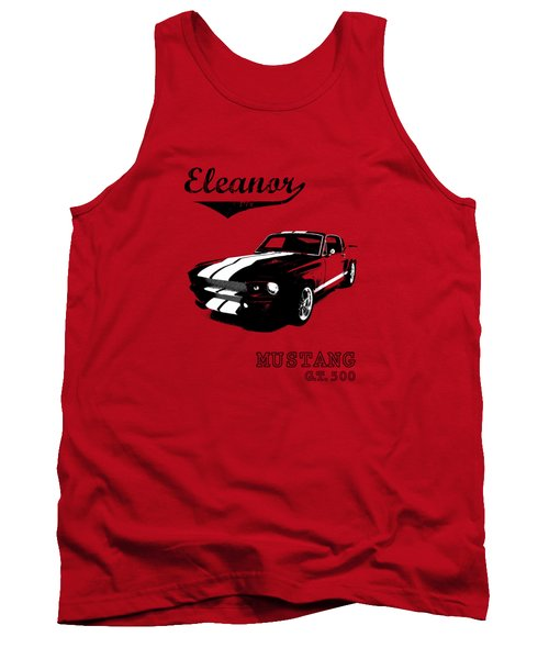 Eleanor Tank Top