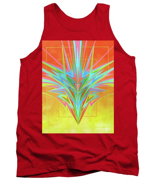 Electric Personality  Tank Top