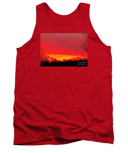 Elijahs Host Tank Top