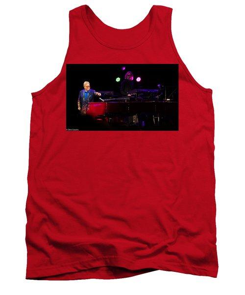 Elton - Enjoying The Show Tank Top