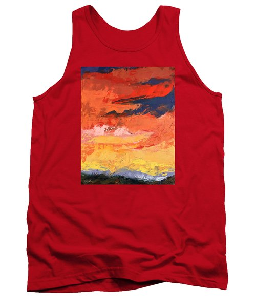 Embrace Tank Top by Nathan Rhoads