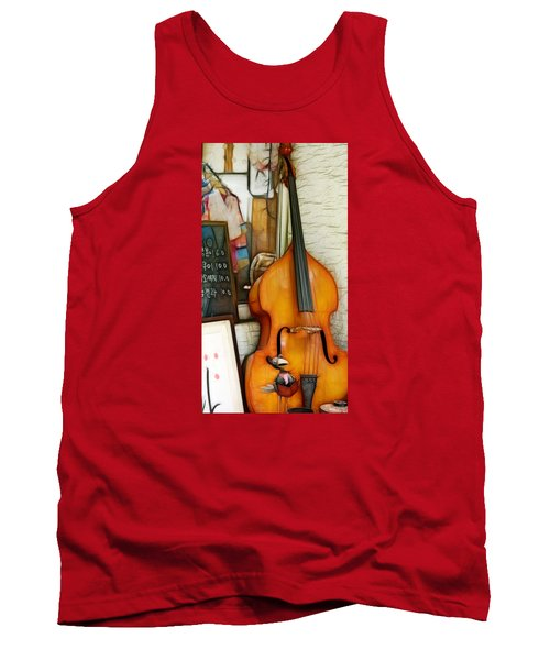 Tank Top featuring the photograph Embraced by Cameron Wood