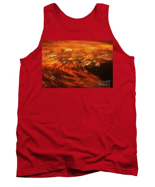 Emp Electromagnetic Pulse Tank Top by Craig Wood