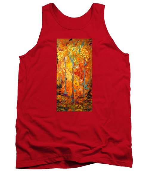 Enchanted Tank Top by Alan Lakin