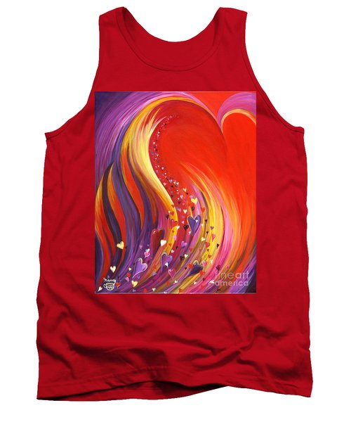 Arise My Love Tank Top
