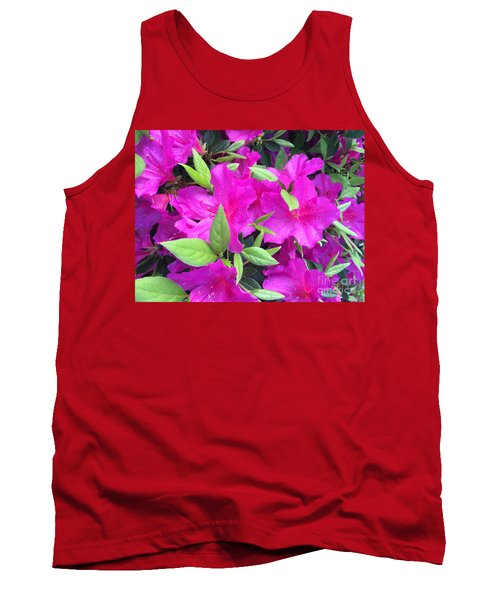 Enjoy The Beauty Masters Week Tank Top