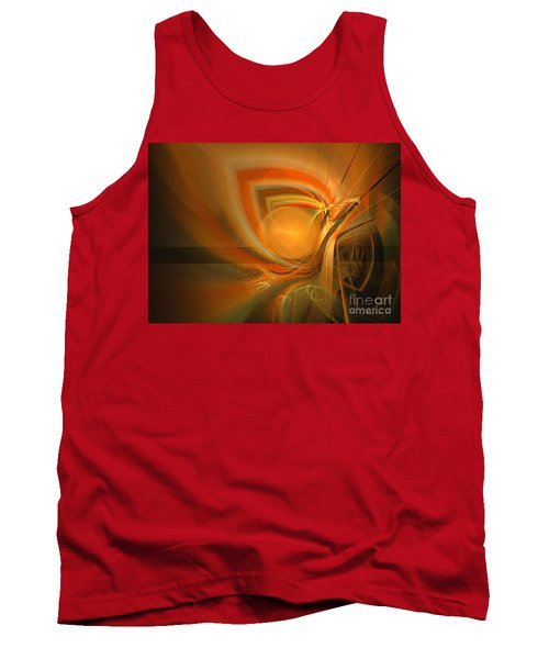 Equilibrium - Abstract Art Tank Top