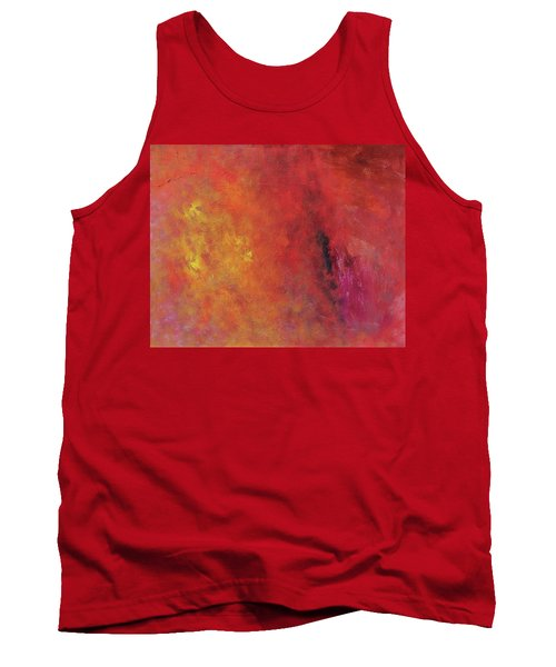 Escaping Spirits Tank Top by Ralph White