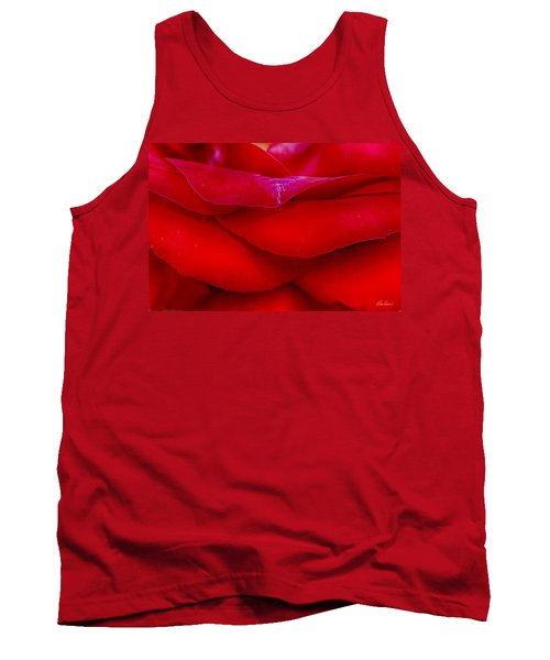Essence Of Love Tank Top