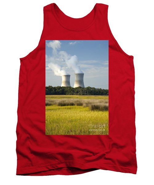 Evaporative Cooling Towers Tank Top